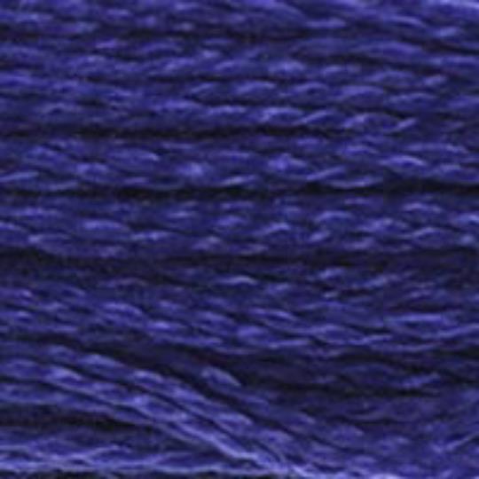 Moulinégarn blå 797