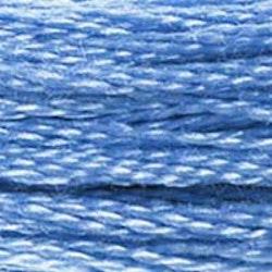 Moulinégarn blå 799