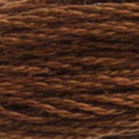 Moulinégarn brun 801