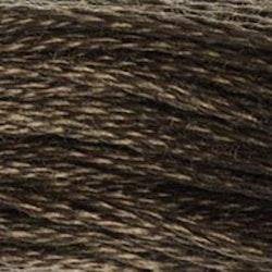 Moulinégarn brun 839