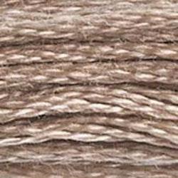 Moulinégarn brun 841