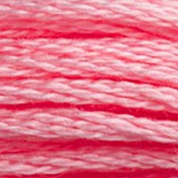 Moulinégarn rosa 957