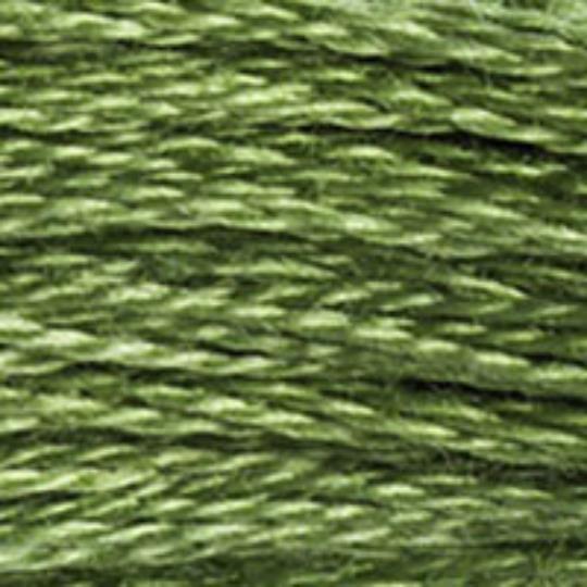 Moulinégarn grön 3347