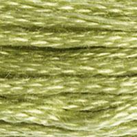 Moulinégarn grön 3348