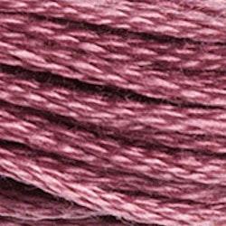 Moulinégarn rosa 3687