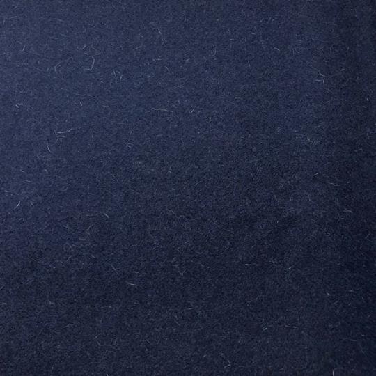 Vadmal 10x10cm marinblå
