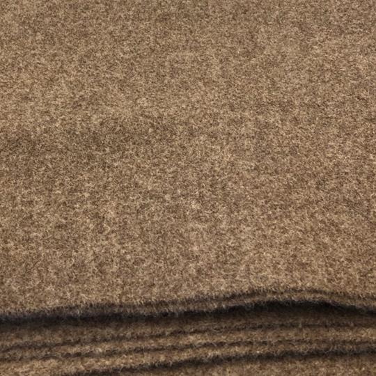 Vadmal 50x50 cm mullvadsbrun melerad