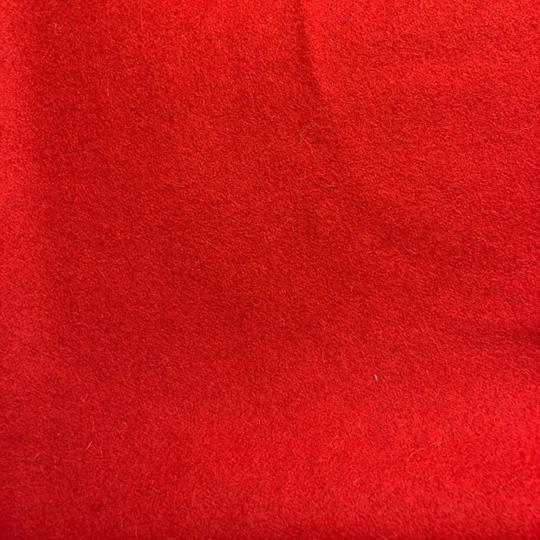 Vadmal 50x50 cm röd