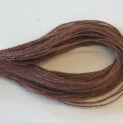 Lingarn 40/2 brun 8