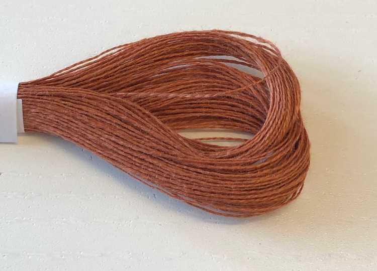 Lingarn 40/2 brun 7