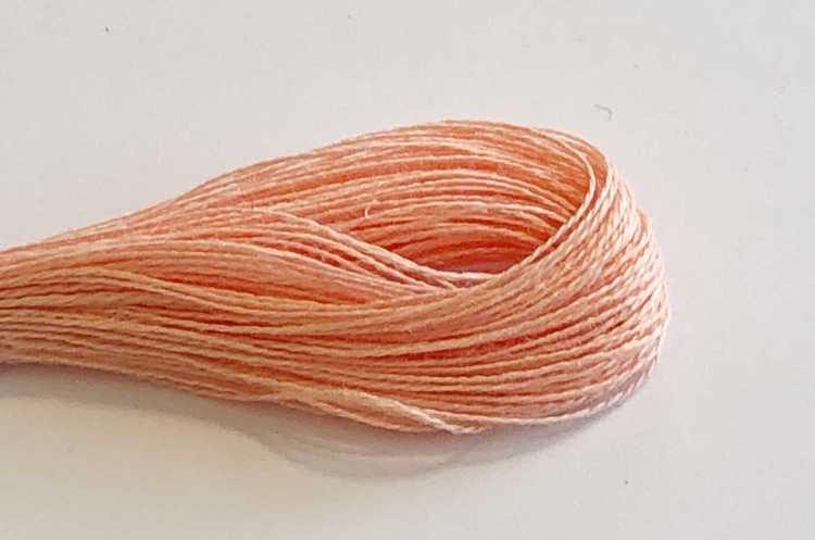 Lingarn 40/2 aprikos 23