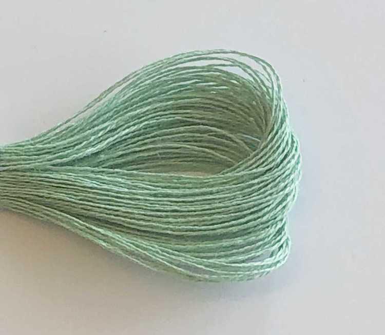 Lingarn 40/2 grön 41