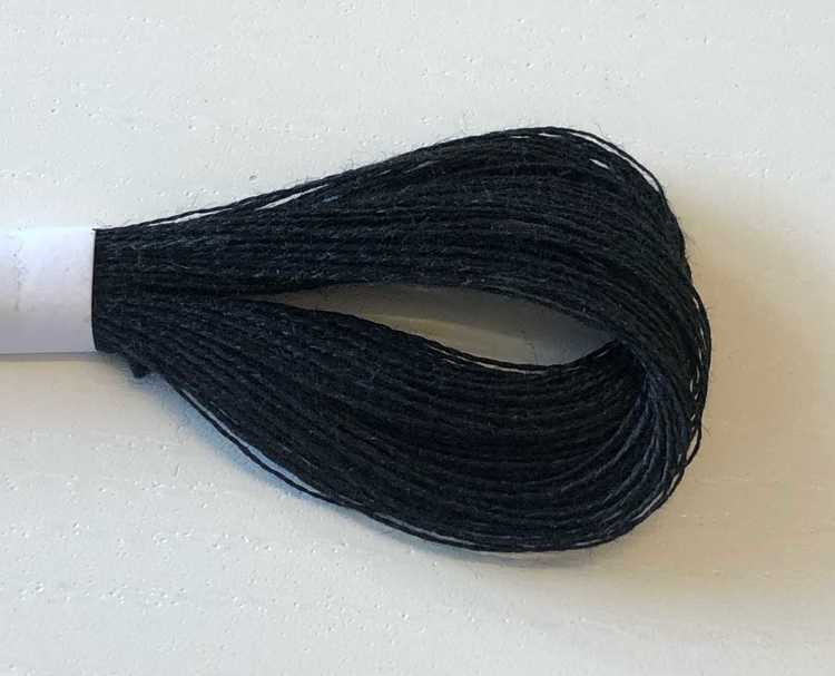 Lingarn 40/2 svart 46