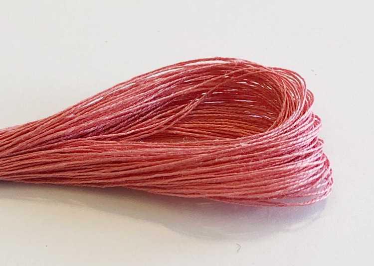 Lingarn 40/2 rosa 26
