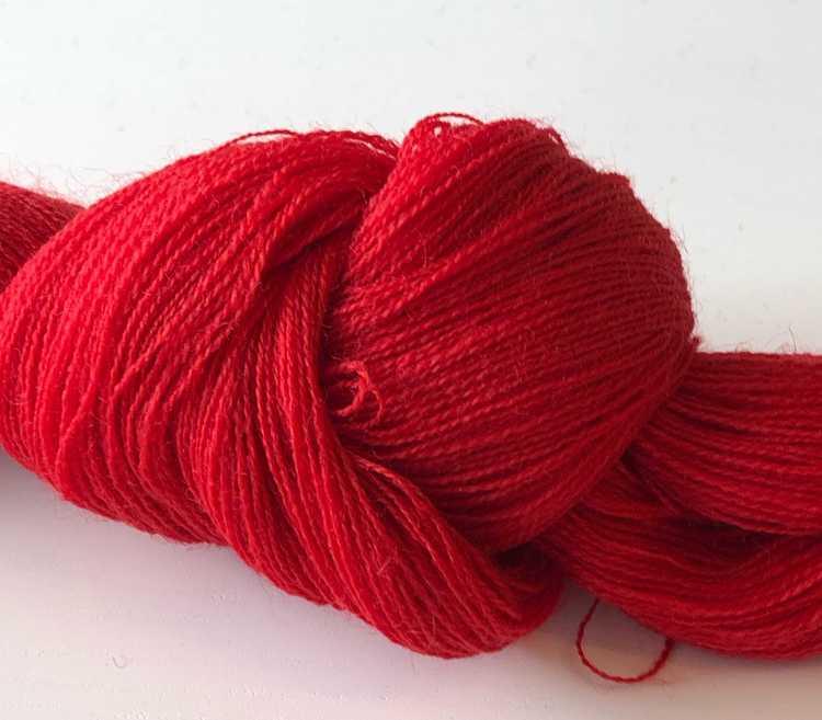 Redgarn 20/2 röd 2039