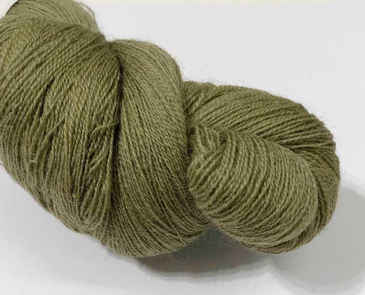 Redgarn 20/2 olivgrön 2074
