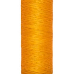 Sytråd polyester 200m gul 362