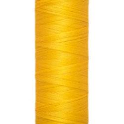 Sytråd polyester 200m gul 106