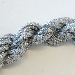 Glitterband silver