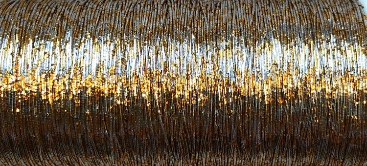 Metallictråd 371 guldmelerad