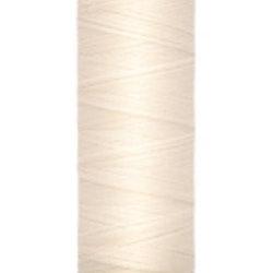 Sytråd polyester vit 802
