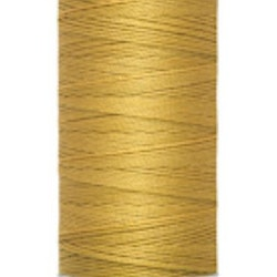 Sytråd extra stark gul 968
