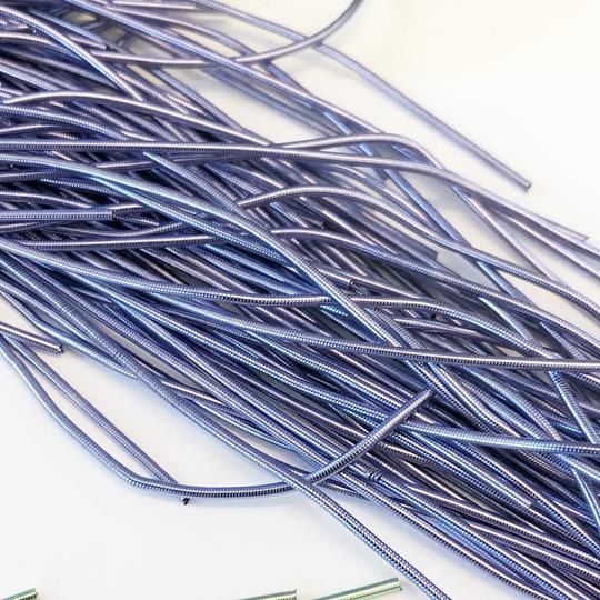 French wire 1mm ljuslila