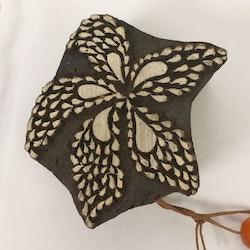 Blockstämoel blomma 1