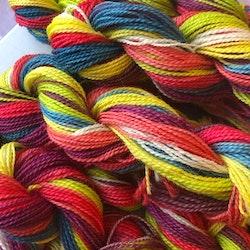 Redgarn 8/2 mix färgstark