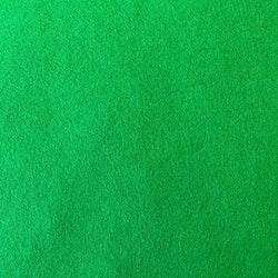 Ullfilt 25x25cm äppelgrön