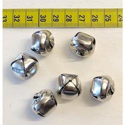 Bjällra silver ~20mm