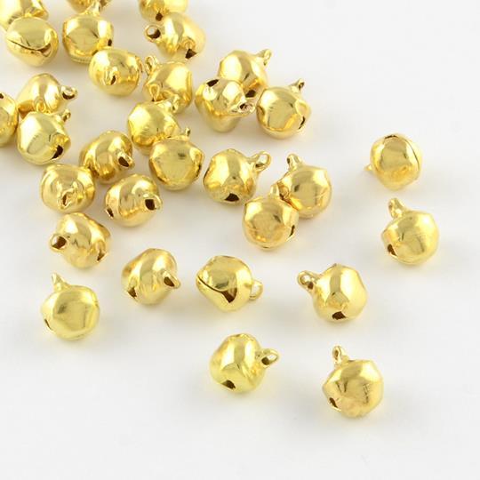 Bjällror små guld