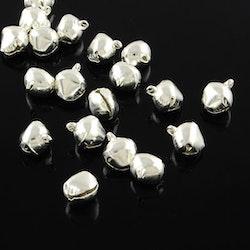 Bjällror små silver
