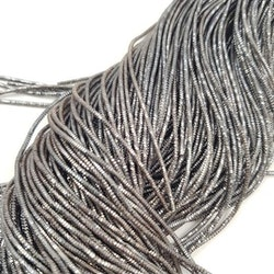 Bullion wire 1mm gunmetal