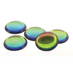 Cabochon glas Utopia 25mm