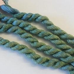 Broderigarn Silke fin turkosgrön
