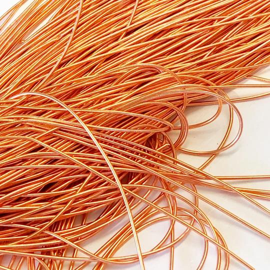 French wire 1mm orange