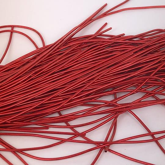 French wire 1mm röd