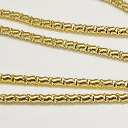 French wire cut 1mm guld