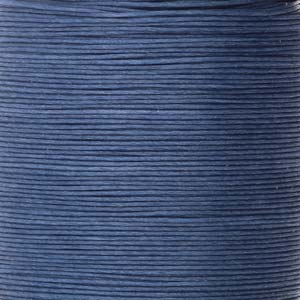 KO pärltråd denimblå