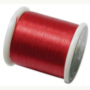 KO pärltråd rich red