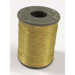 Metallictråd Zari 0,1mm guld
