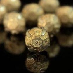 Montee 4mm matt guld