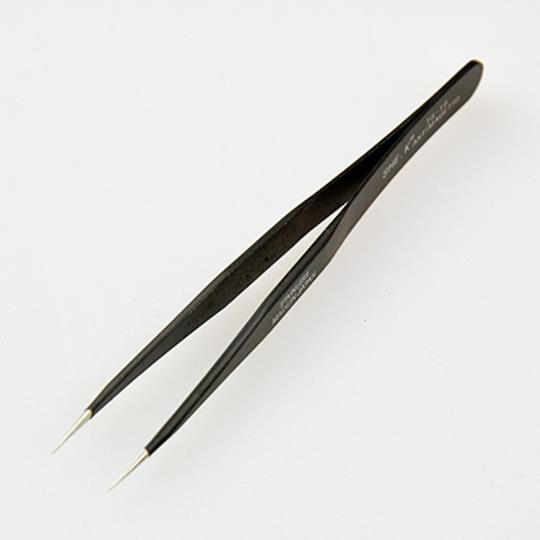 Pincett superfin rak 125mm
