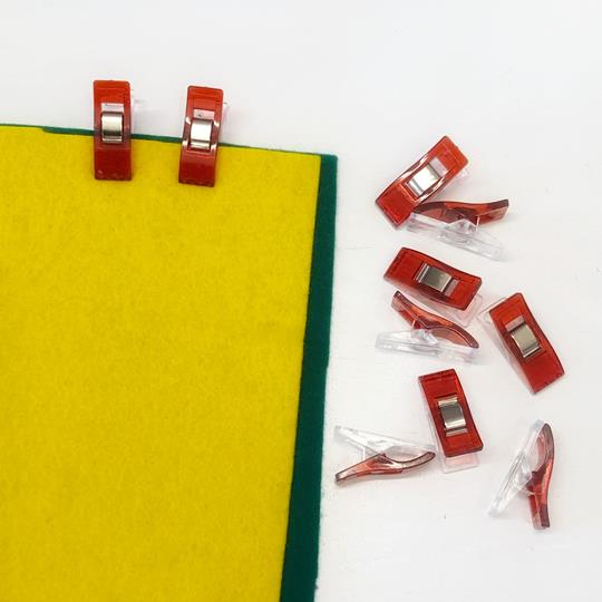 Quilting clips små