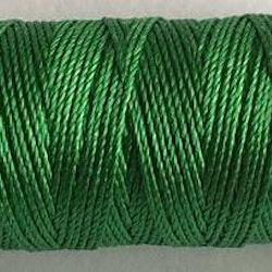 Knapphålssilke grön 396