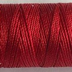 Knapphålssilke röd 46