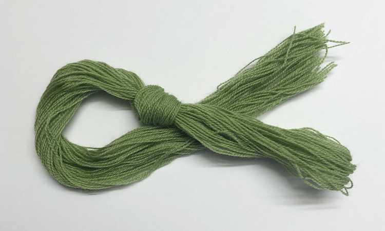 Redgarn 20/2 olivgrön 258   Tamme Craft