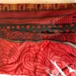 Sarisiden rött