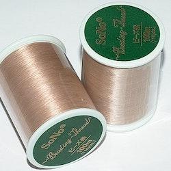 SONO pärltråd beige